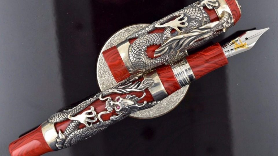 Montegrappa-Dragon pen-03