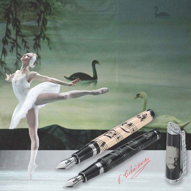 Picture-of-montegrappa-Swan-pen